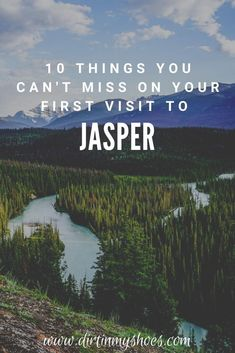 There are so many great things to do in Jasper! Camping, hiking, and wildlife spotting are some of my favorite things to do in the park. If you are planning a vacation, check out my favorite things to see and do on this list of things you can't miss on your next trip to Jasper National Park. Canada National Parks, Jasper National Park, Nature Activities, And So The Adventure Begins, Greatest Adventure, Go Camping, Plan Your Trip, Trip Planning, Things To Do