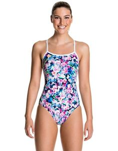 8868cfb7128 Funkita Spring Forest Single Strap One Piece Pro Swimming
