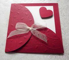 Créanella: Pour un mariage rouge et blanc