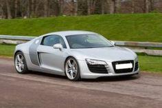 Audi R8 Driving Experience in East Lothian | Eeseeagans Online on WeShop