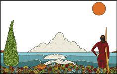 surf art tylerwarren
