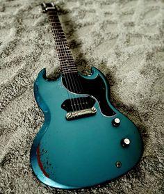 One Seymour Duncan Custom Shop Humbucker. Guitar Picks Personalized, Custom Guitar Picks, Custom Guitars, Guitar Rig, Guitar Stand, Ukulele, Acoustic Guitar, Gibson Electric Guitar, Gibson Guitars