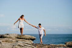 Jess & Robbie's Sydney Beach Engagement Sydney Beaches, Polka Dot Wedding, Photo Boards, Beach Engagement, Couple Photography, Wedding Photos, Wedding Invitations, Couple Photos, Couples