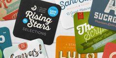 Font dňa – Yellow Design Studio Rising Stars Selections   https://detepe.sk/font-dna-yellow-design-studio-rising-stars-selections?utm_content=buffer92251&utm_medium=social&utm_source=pinterest.com&utm_campaign=buffer