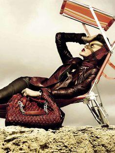 alina krasina by jonas bresnan for glamour italia september 2012