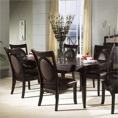 Beautiful 9 Piece Formal Dining Room Sets