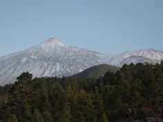 Nieve en Tenerife Tenerife, Mountains, Nature, Snow, Naturaleza, Scenery, Teneriffe, Nature Illustration, Off Grid