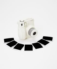 Fuji White Instax Mini 7 Camera & Film Set on zulily today.