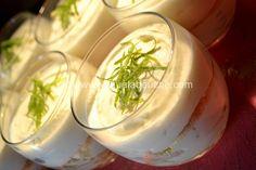 Mousse aux Deux Citrons © Ana Luthi Tous droits réservés