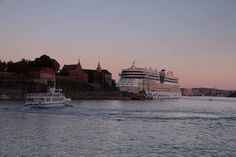 Heike Adam Photographie: AIDA 15.08.-22.08.2015  --  Oslo am Abend (Tag 1)