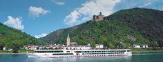Europe River Cruise - Middle Rhine
