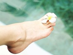 Chinese Detox Foot Soak - learned about this while in China...supossed to help lose weight