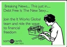 Looking for some extra money? What about a full time or part-time job? Friendships, fun, and financial freedome with it works! Message me today! I want you on my team! Https://wraphappybykristi.myitworks.com
