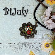 Exclusive handmade jewelry & unique decor for home by BiJuly