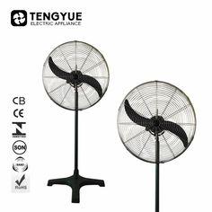 cheap price Industrial Pedestal Fan & metal blade pedestal industrial Fan & High Velocity fan industrial