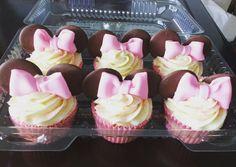 Minnie cupcakes
