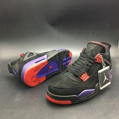 "cfbc208ffe4c The Air Jordan 4 ""Raptors"" were supposed to be Drake s sneakers as story  tells"
