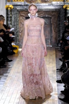 Valentino Spring 2011 Couture collection by Pier Paolo Piccioli and Maria Grazia Chiuri
