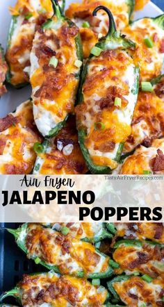 AIR FRYER JALAPENO POPPERS + Tasty Air Fryer Recipes