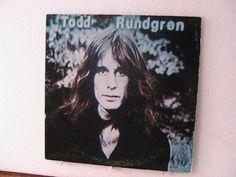 Vintage Todd Rundgren LP by KackleberryFarm on Etsy