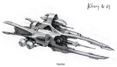 Khang Le concept ship
