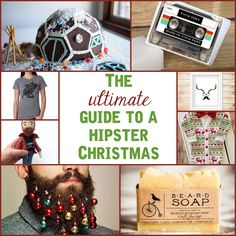 The Ultimate Guide to a Hipster Christmas, a blog post by Used Shoes Wholesale broker EcoGoodz