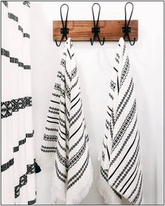 Decor Decor apartment Decor diy Decor elegant Decor ideas Decor ideas colors Decor ideas small Decor master Decor modern Decor pink Bathroom Decor Bathroom Decor Bathroom Decor 139 the neat arrangement of the small bathroom is a clean impression page 4 Upstairs Bathrooms, Chic Bathrooms, Dream Bathrooms, Master Bathroom, Modern Boho Bathroom, Quirky Bathroom, Master Baths, Bathroom Towels, Bathroom Shower Curtains