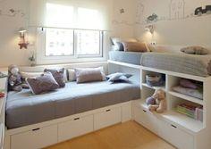 Kinderzimmer Einrichten Tolle Ideen Zum Thema Für Zwei