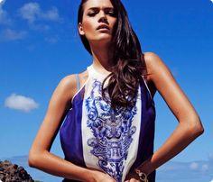 summer goddess: sabrina djuric by klaas jan kliphuis for grazia netherlands 28th may 2013 | visual optimism; fashion editorials, shows, campaigns & more!