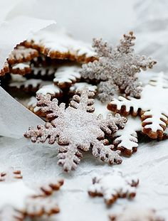 I have these cutters, ready to make some gingerbread star later today #myhappychristmas @White Stuff UK