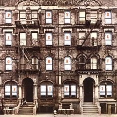 From <i>Physical Graffiti</i>, released in 1975.