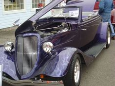 Car insurance Eugene, House of Insurance, Florence Oregon Show and Shine 9/08/2012   1934 Ford