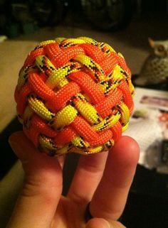 golf ball pineapple