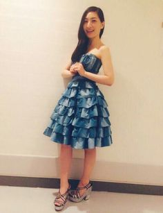 Maaya Sakamoto, High Low, Actresses, Summer Dresses, Formal, Collection, Style, Fashion, Female Actresses