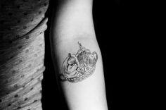 My own tattoo by Grzegorz from Tusz za Rogiem, Warszawa