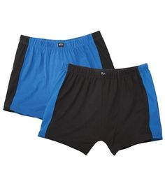 Lot de 2 Shortys #atlasformen #pacific #malibu #hawai #discount #collection #shopping