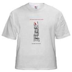 The Nature of Choice White T-Shirt