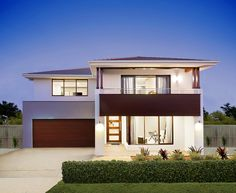 We have over 25 years of award-winning experience to offer you a home that provides the perfect mix of good looks, clever thinking and big personality Modern Architecture House, Modern House Design, Architecture Design, Wall Exterior, Modern Architects, Facade House, House Exteriors, Attic Design, My Dream Home