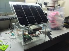 Picture of Portable Solar Power Station