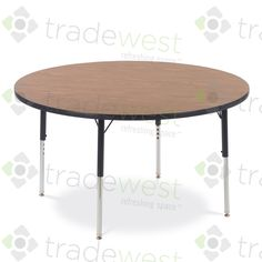 ENERGi -  Adjustable Activity Tables - 48' Round