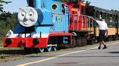 Thomas the Tank Engine goes to Edaville