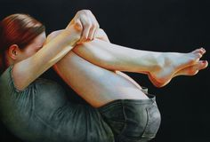 The moment before /Ali Cavanaugh Art