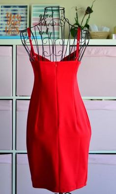 FREEDOM BODYCON DRESS in Red Red Bodycon Dress, Bodycon Fashion, Bodycon Style, Strappy Heels, Plunging Neckline, Night Out, Freedom, Summer Dresses
