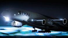 HS-TUA - Thai Airways Airbus A380 (1374 views)
