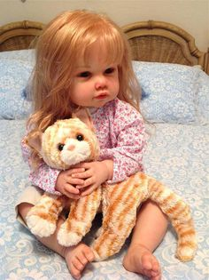Adoreable Toddler Shirley from Kit Ella Mae by Jannie de Lange   eBay