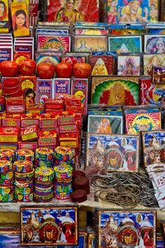 Indian kitsch. Copyright Conteska Photography