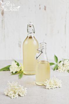 Elderflower Syrup Recipe
