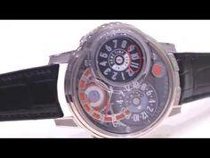 Harry Winston Opus 14 Watch Hands-On | aBlogtoWatch - YouTube