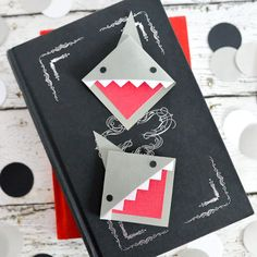 Shark Bookmarks-2