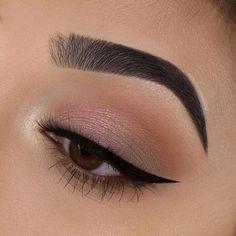 Eye Makeup Steps, Makeup Eye Looks, Eye Makeup Art, Natural Eye Makeup, Smokey Eye Makeup, Eyeshadow Makeup, Makeup Tips, Makeup Ideas, Face Makeup